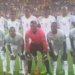 Warriors hold Indomitable Lions