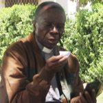HOLY WRONG| Anglican priest threatens to axe wife in Zimbabwe