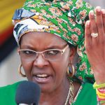 Grace Mugabe back in Zimbabwe after being accused of assault in S.Africa