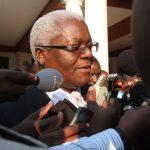 Gukurahundi a non-issue: Chombo