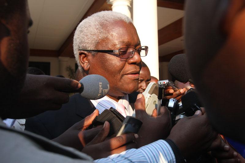 Dr Ignatius Chombo