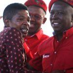 Julius Malema asks South Africa to pray for gospel singer Lundi