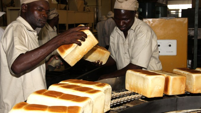 Armed robbers pounce on Lobels Bakery van and steal 500 loaves of bread