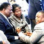 Mnangagwa bid to topple Mugabe : Mug storm sucks in military top brass