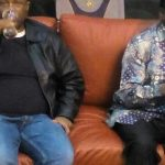 I'm The Boss Storm In a Mug : Bruised VP Mnangagwa mauls war deserter Jonathan Moyo