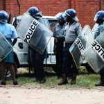 Welshman Ncube in court after angry shebeen patrons stone police car during raid