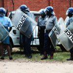 Police tear-gas, bash tobacco farmers