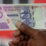 """The king of funny money : Zimbabwe's new """"bond notes"""" are falling fast"""
