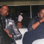 Bona Mugabe flirting on the phone with boyfriends as jealousy husband looks angry