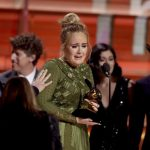 Adele Wins Album, Record, Song of the Year at Grammys