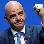 FIFA boss confirms visit to Zimbabwe next week