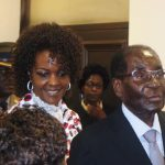 Robert Mugabe should run 'as a corpse' if he dies before vote, his wife says