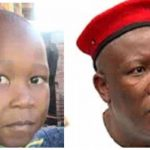 Did Julius Malema impregnate a Zimbabwean maid? Pictures