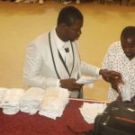 Prophet Magaya takes prayer requests to Israel