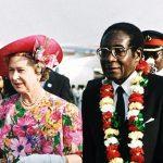 Robert Mugabe Tells Black People Not to Work With Whites