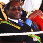 Mugabe Donates Biscuits to Cyclone Victims