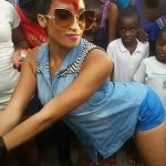 LOOSE WOMAN |Outrage as raunchy dancer Beverly Sibanda offers a swing for children