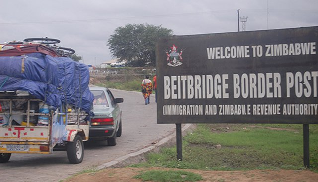 Beitbridge Border Post Immigration Staff Safe After Roof Collapse Scare