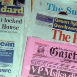 Newspaper vendor vanishes with $176 sales proceeds