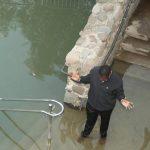 Prophet Magaya  In River Jordan