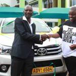 Pasuwa Returns Wicknell Car