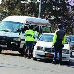 Daring bogus cops mount roadblock at Mugabe's residence