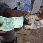 Zimbabwe returns to inflation for first time since 2014