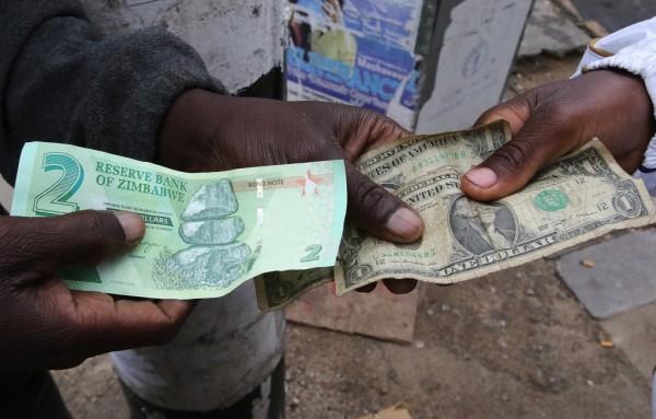 Zimbabwe Bond Notes Vanish