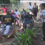 Residents Kicked Out of Leonard Cheshire Disability Zimbabwe Trust Flat