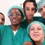 Zim nurse thrives in war zone