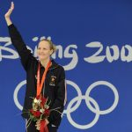 Kirsty Coventry standing for election as vice-president at Zimbabwe Olympic Committee