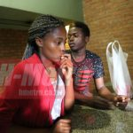 Eastgate Movie House Lovebirds Caught Red Handed