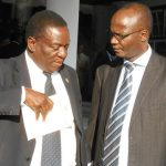 Jonathan Moyo takes  television monitors and projectors to politburo in bid to nail Mnangagwa