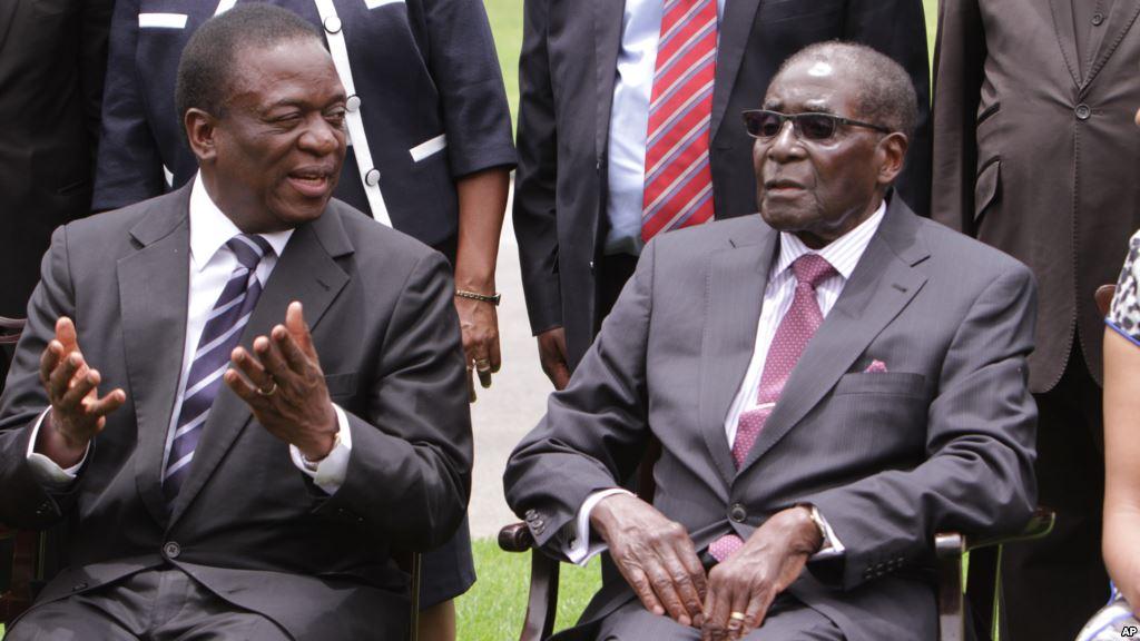Zanu PF Succession Agenda