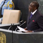Mugabe receives special mobile chair from  Zanu PF cabinet as a belated birthday gift