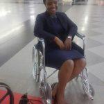 Fadzayi Mahere under fire for mocking disabled people