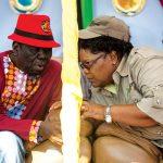 Tsvangirai denies Joice Mujuru union