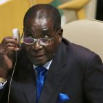 You just couldn't make it up with Mugabe