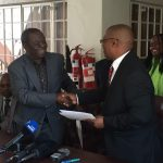 Breaking: Welshman Ncube joins Tsvangirai's big tent , less than 24 hours after Mujuru union
