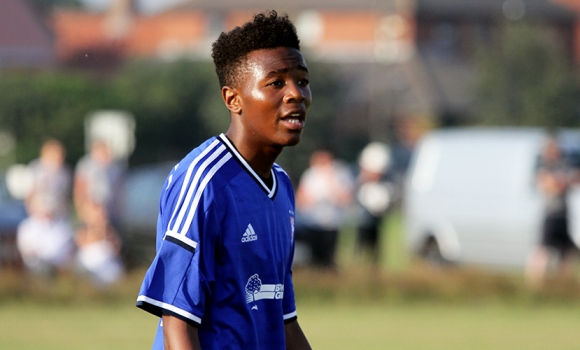 ON THE MOVE . . . Zimbabwean teenage midfielder Kundai Benyu has completed a dream move to Scottish champions Glasgow Celtic