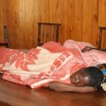 Families sleep at Allied Timbers demanding their dues after going for an average of 17 months without being paid