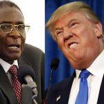 Trump to Fund Mugabe : US ambassador