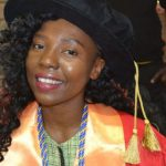 Whizzkid Saurombe earns PhD at 23