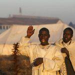 Prophets cause a stir at bus terminus