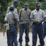 Cops bash colleague's husband