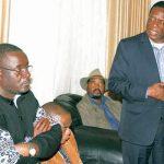 Zanu PF factional  battles: Mugabe snubs Charamba's funeral