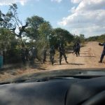 Police attack Khupe