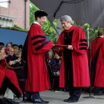 Mark Zuckerberg gets Harvard degree after dropping out