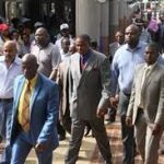 Angry Mphoko storms Bulawayo police station demanding release of his arrested Zanu PF activists