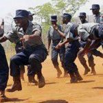 Zimbabwe cops can urinate in public, says minister
